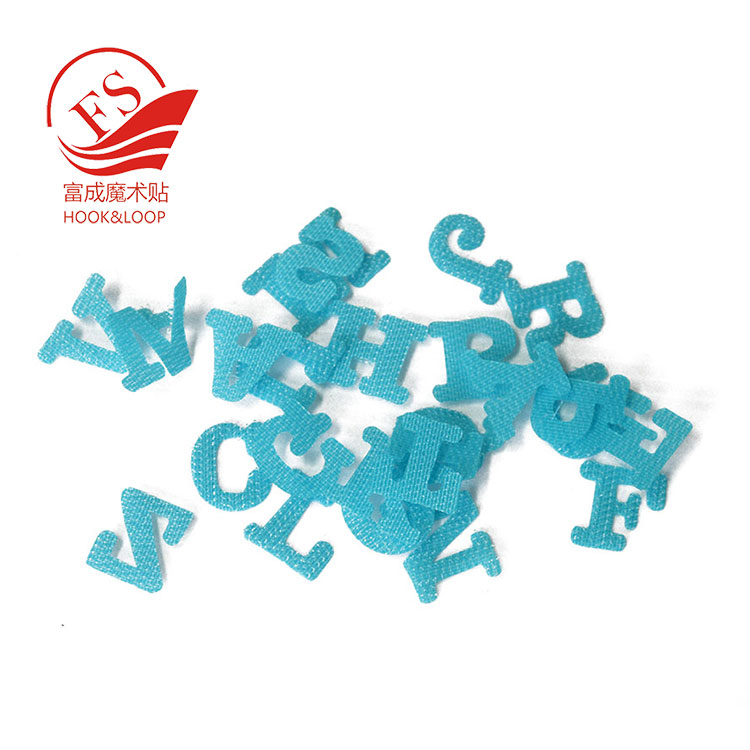 hot sale custom hook and loop numbers for baby clothing