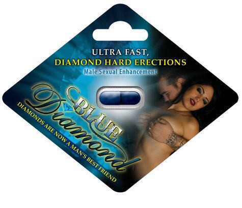 Original Blue Diamond Male Enhancement Pills