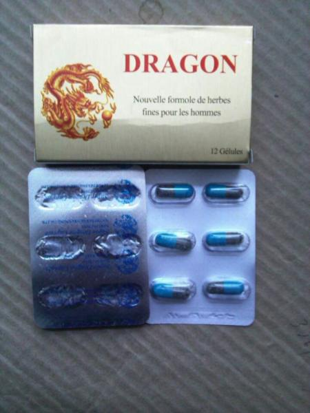 Dragon Herbal Particle Natural Male Enhancement Pills