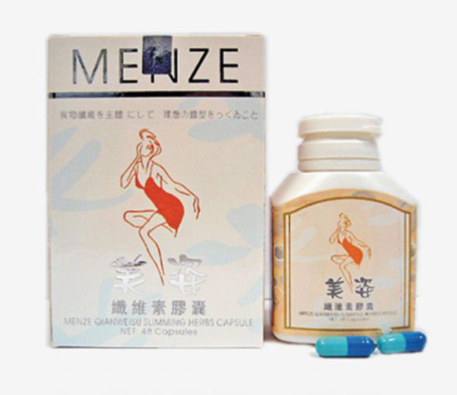 Menze Weight Loss Beauty Capsule