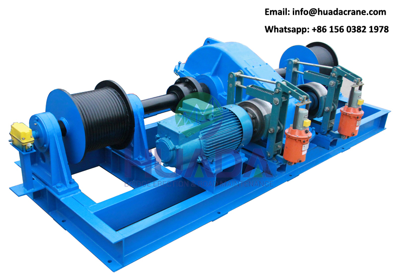 Low price drum marine petrol engine powered hydraulic capstan electric winch manufacturers for sale