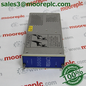 *NEW* BENTLY NEVADA 3300/14 Machinery Monitoring System
