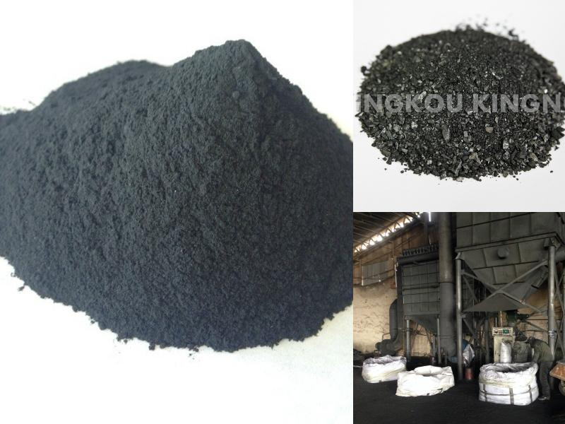 ykkingnor amorphous graphite