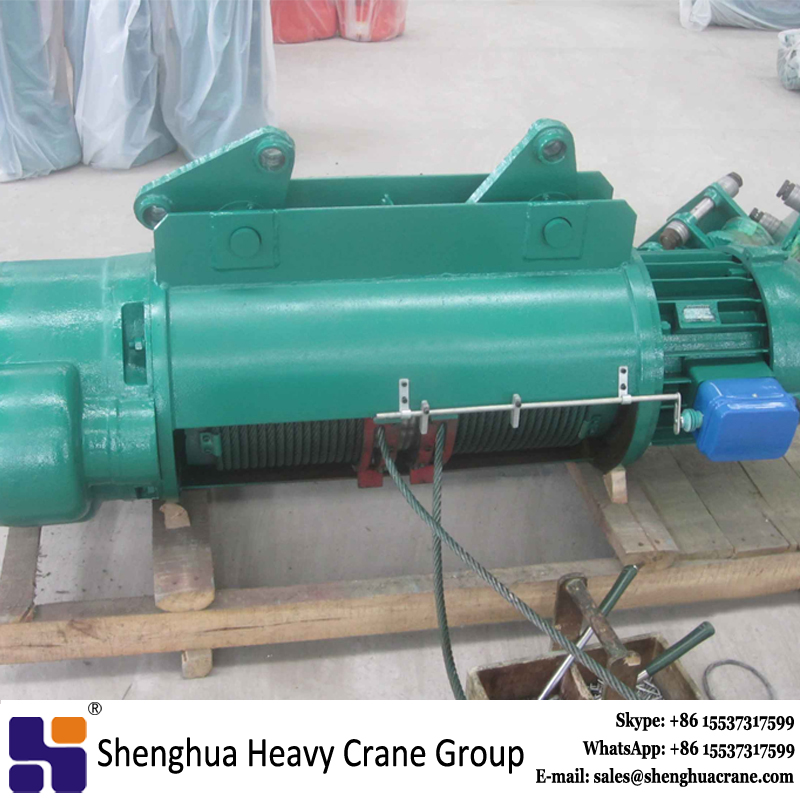 1ton electric winch wire rope electric winch hoist 220v