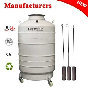 TIANCHI Cryogenic Vessel 100L Manufacturers