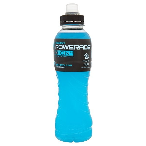 Powerade Berry Tropical Energy Drinks 500ML
