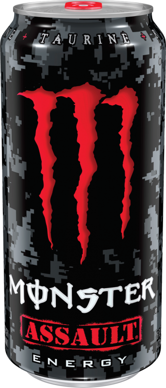 Monster Energy Assault Energy Drinks