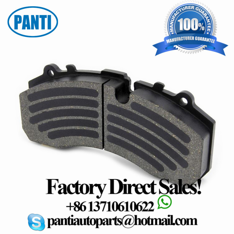 Quality warranty Vehicle Brake Pad WVA 29087,29106,29109,29105,29108,29163,29179 (2)
