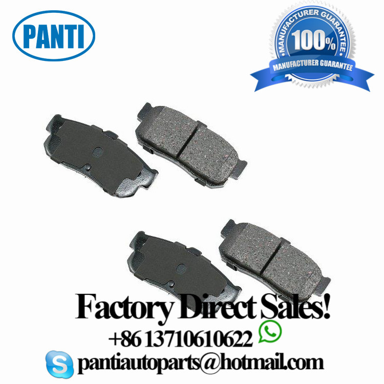 Rear Axle Brake Pads 44060-54c91 D540 Fits Bluebird ALMERA SUNNY Maxima 1991