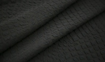 Puffy Jacquard Fabric