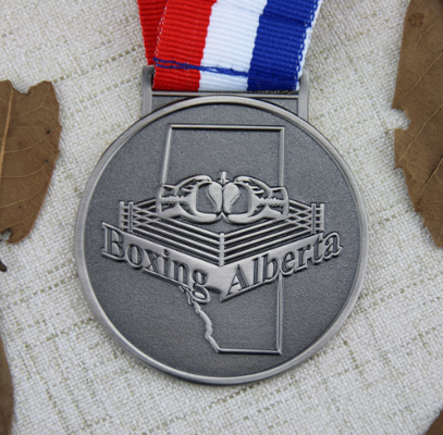 Boxing Custom Sports Medals