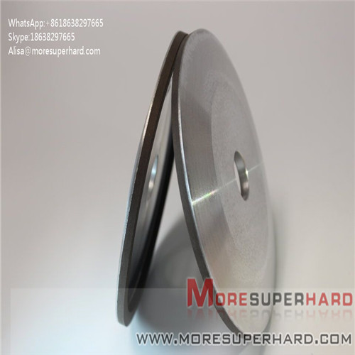 4A2 resin bonded diamond grinding wheels for carbide profile grinding