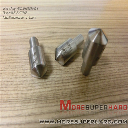 Rockwell diamond indenter or HRC diamond indenter for hardness testing machines Alisa@moresuperhard.com