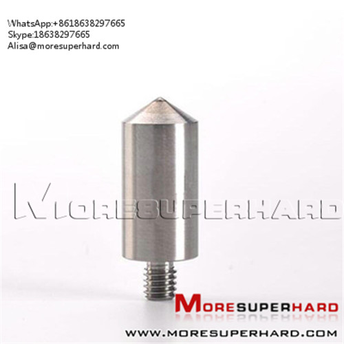 vickers diamond indenter for hardness testing Alisa@moresuperhard.com