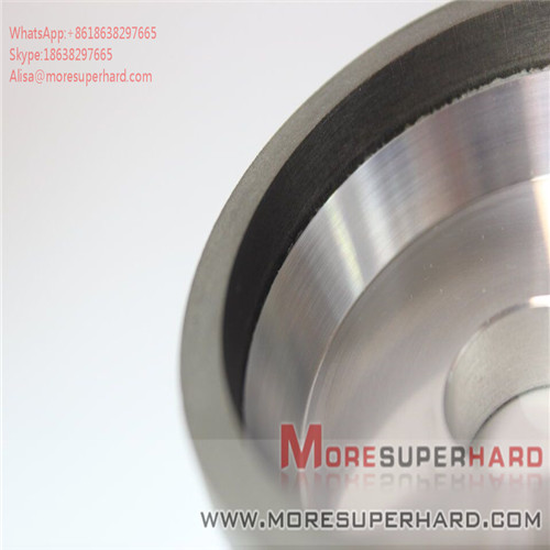 11A2 Diamond Grinding Wheel for Sharpening Drawing Dies and Tools Made of Hard Alloys