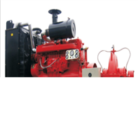 diesel engine driven fire water pump