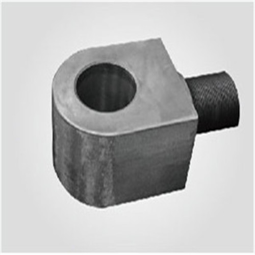 ASTM forged vessel components-ship forged China