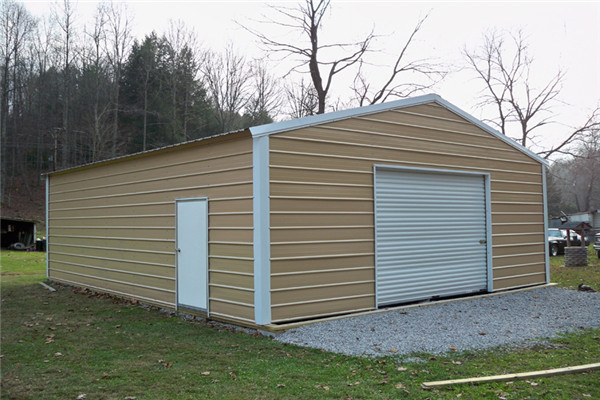 Regular roof metal building prefab cheap portable mobile carport