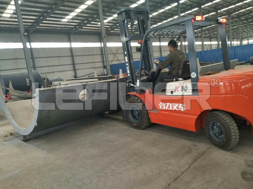 waste tyre plastic pyrolysis machine to fuel oil with 10T/D capacity