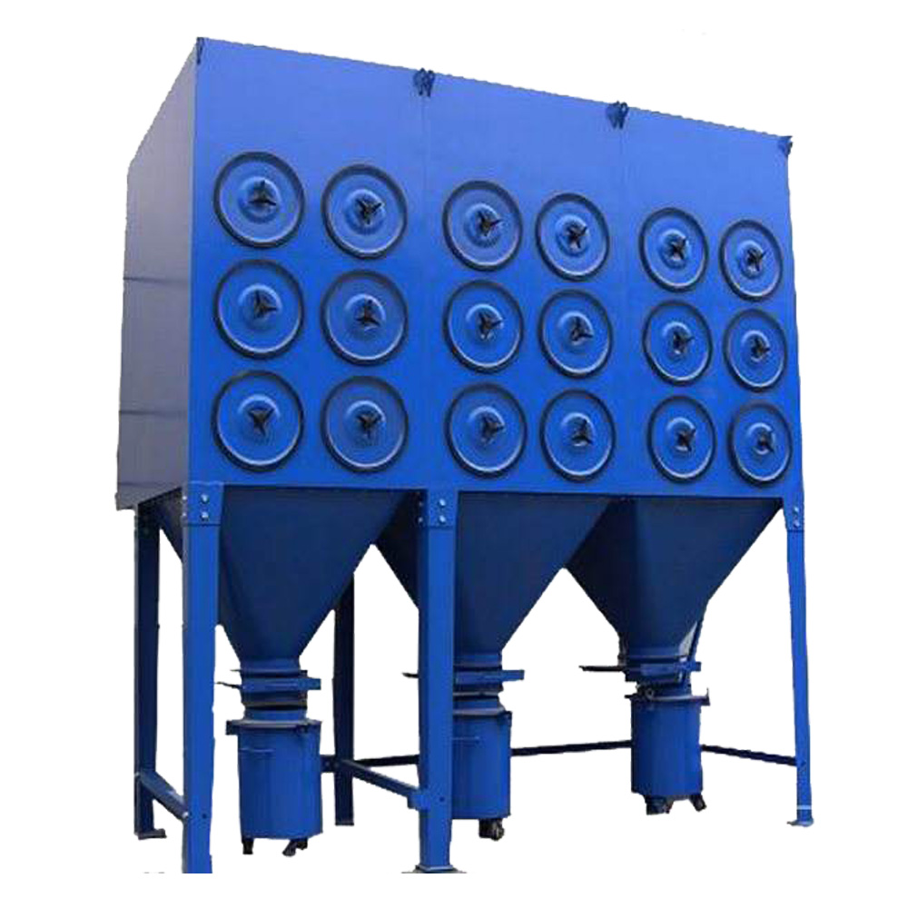 cartridge filter type dust collector for sale