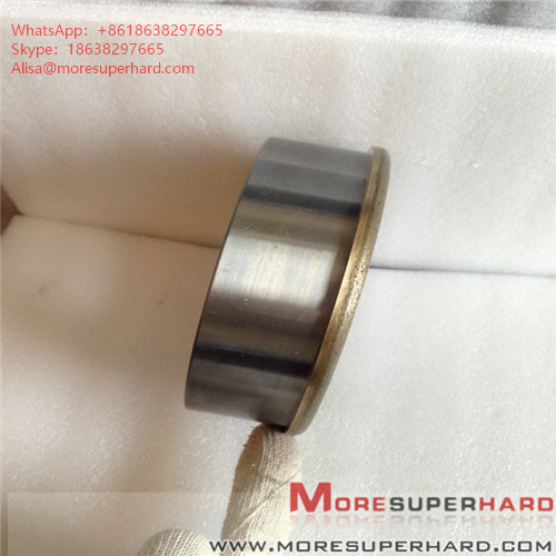 150*45*30*10*5 Dressing Metal Bonded Diamond Grinding Wheels , CBN Industrial Grinding Wheels