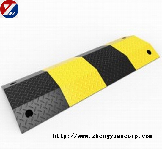 polyurethane speed bump/hump