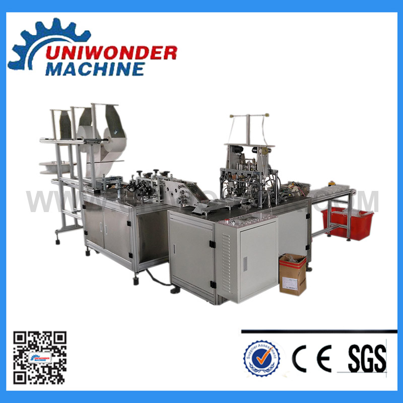 Fully Automatic Mask Making Production Line