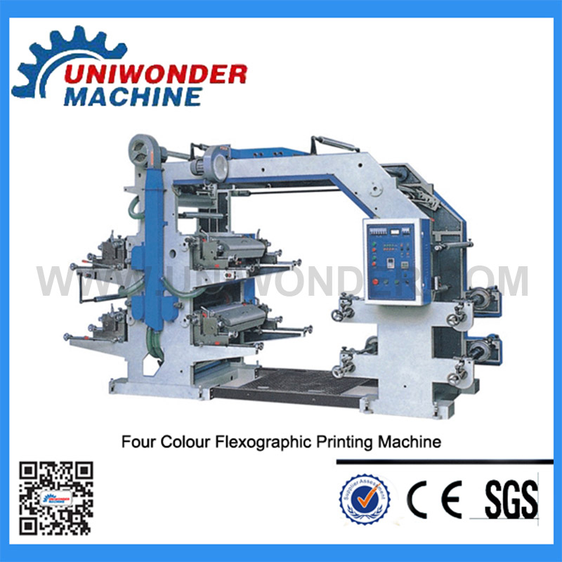 Six Color Flexographic Printing Machine (YT-610000)
