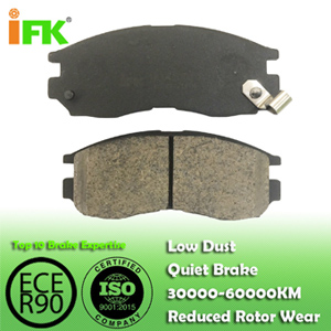 IK140005:MR205256,GDB1286,MITSUBISHI Disc Brake Pads Manufacturer