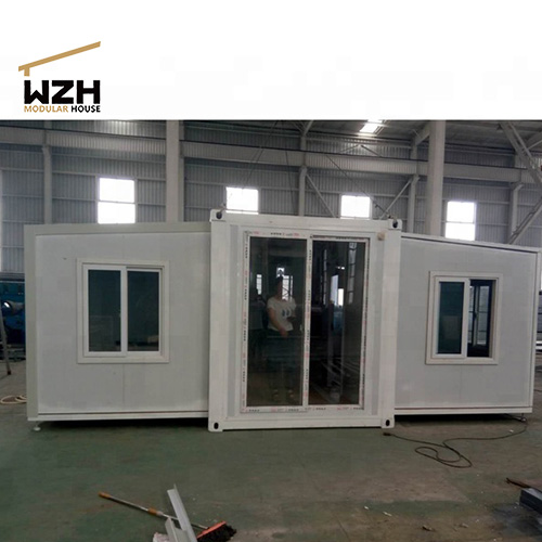 Flat Pack Foldable and Expandable Container House for Granny