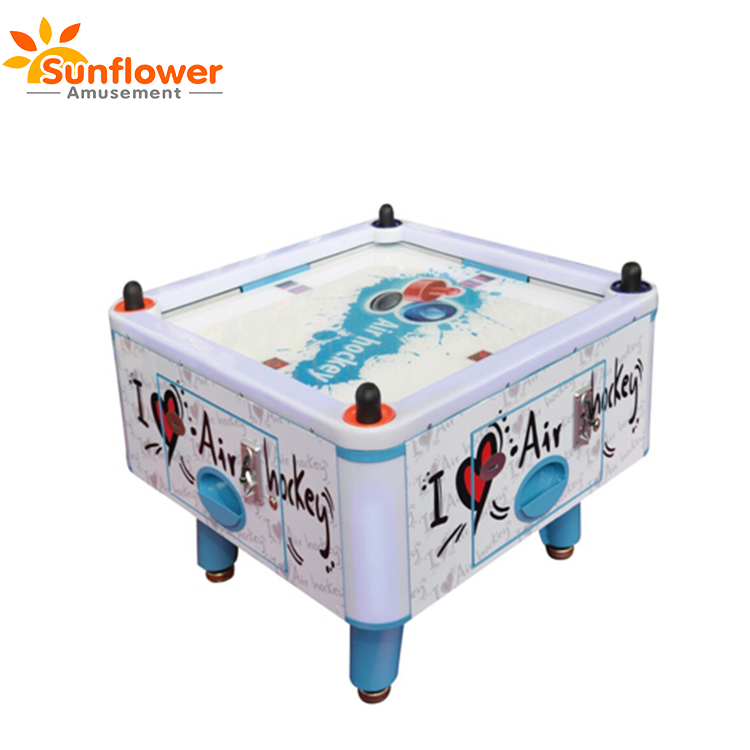 Indoor Sports Coin Operated kids air hockey