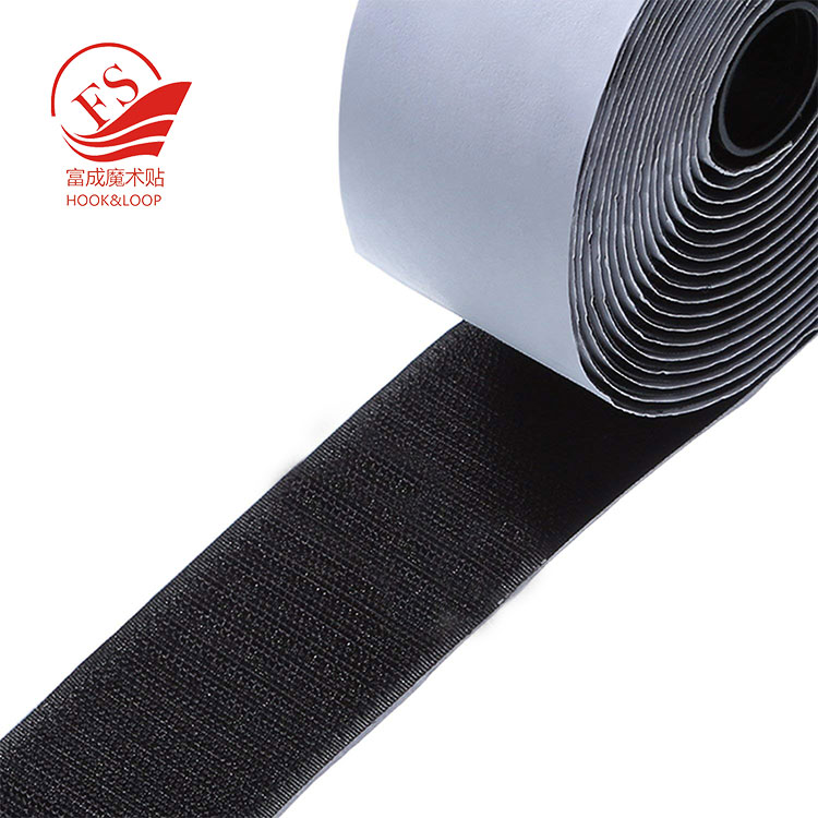 Adhesive hook and loop strips any sizes/colors can be customized