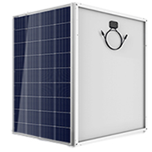 150W poly solar panel China factory price