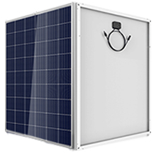 China best PV supplier 270W POLY  solar panel