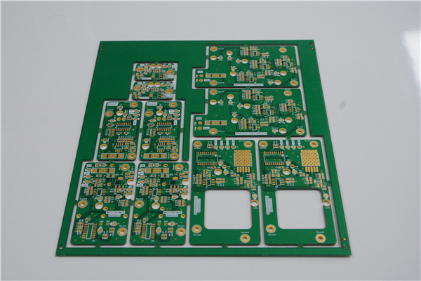 hot sale Copper-base small-medium volume Rigid PCB Chinese manufacturer