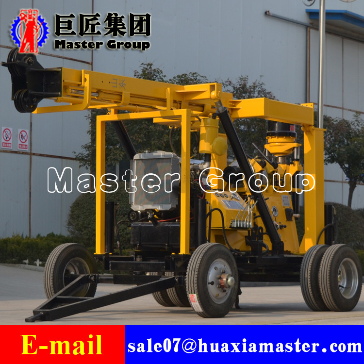 XYX-3 Water Well Drilling Rig