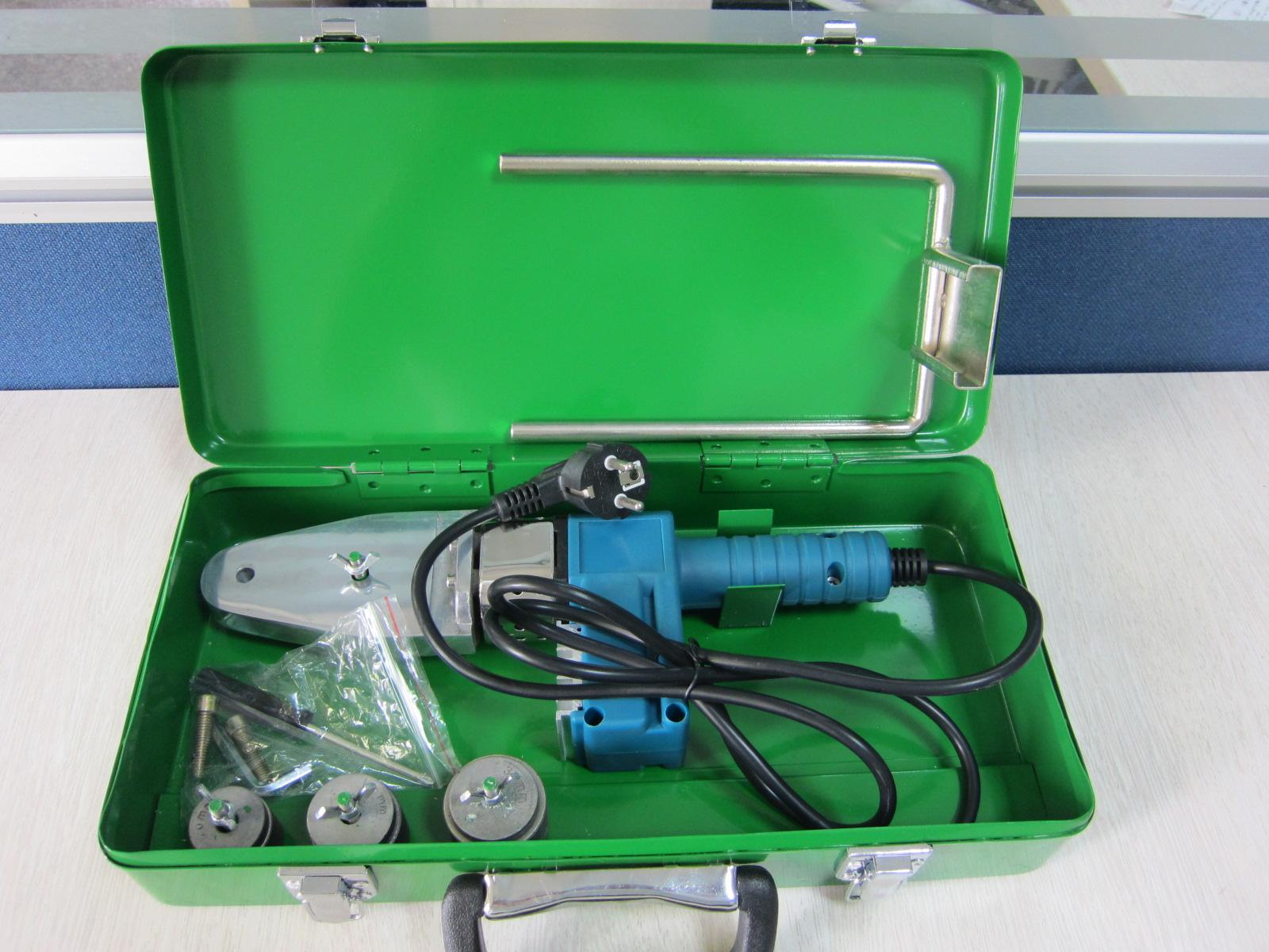 Ht aa electirc digital screem ppr pipe welding tool