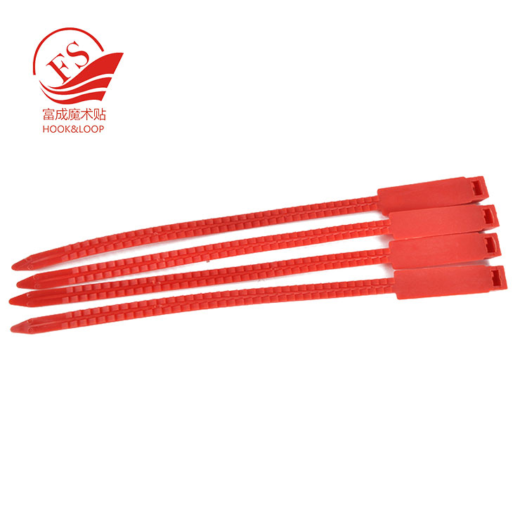 China manufacture custom size Disposable plastic cable tie for binding