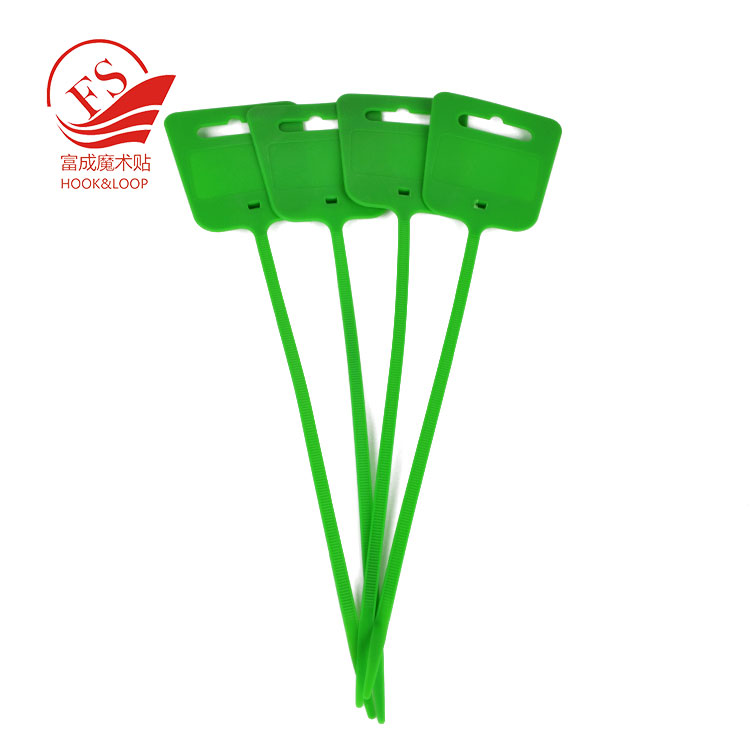 Nylon Zip Ties Multi-Purpose Heat-resisting Green Cabie Ties with Ultra Strong Plastic