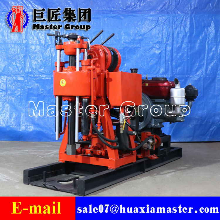 XY-100 Hydraulic Core Drilling Rig