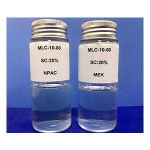 Vinyl Chloride and Vinyl Acetate Copolymers MLC-10-80