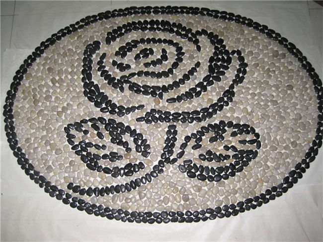 Pebble Mosaic Pattern