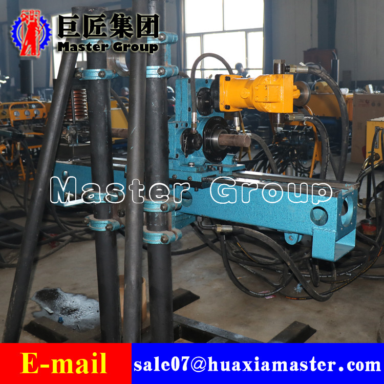 KY-250 Full Hydraulic Drilling Rig For Metal Mine