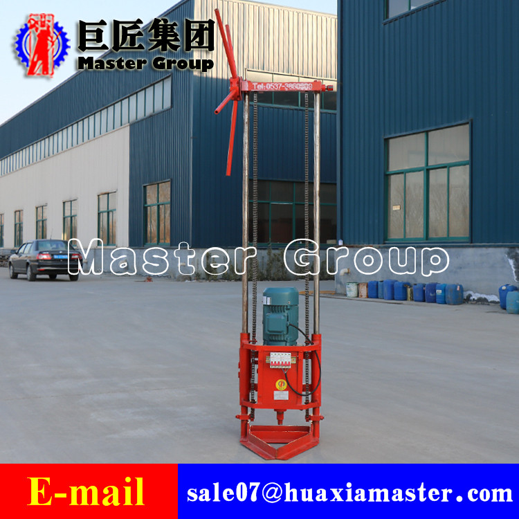 QZ-2A Three Phase Electric Sampling Drilling Rig
