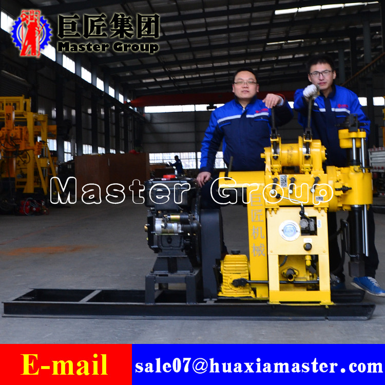 HZ-200Y Hydraulic Well Drilling Rig
