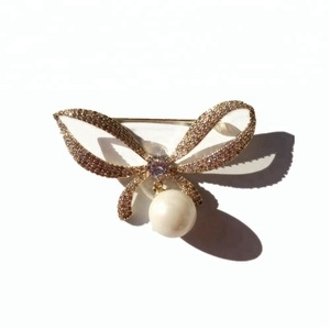 bowknot brooch  companyis very popular with consumers for m