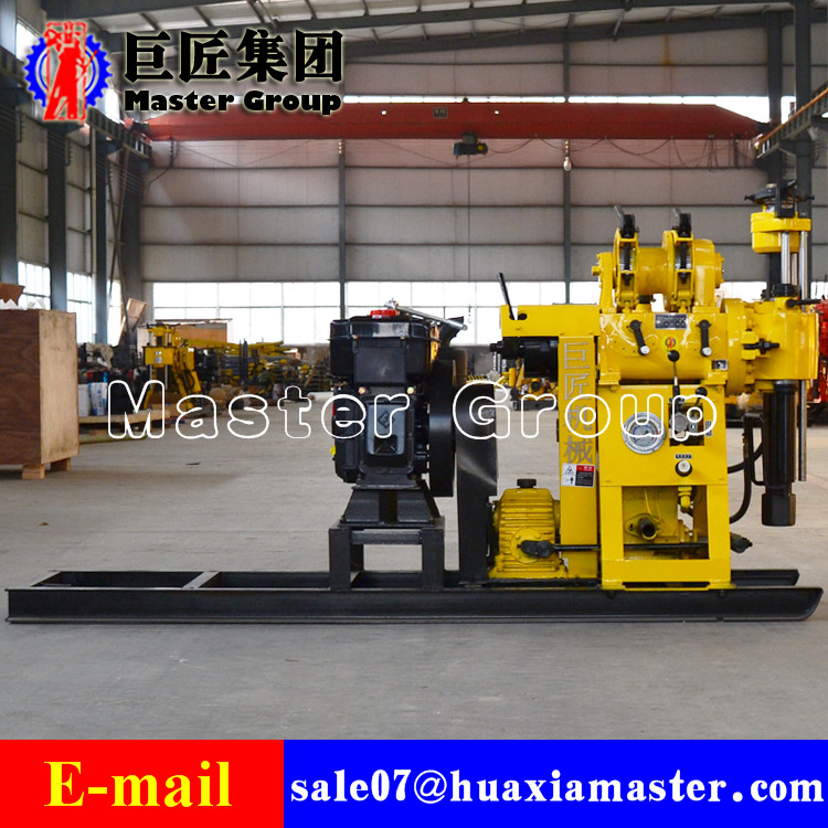 HZ-130Y Hydraulic Water Well Drilling Rig