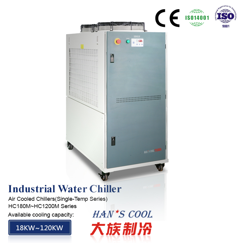 Industrial Water Chillers HC180M ~ HC1200M Series