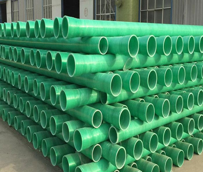 Light Weight Fiberglass Cable Protection Pipe