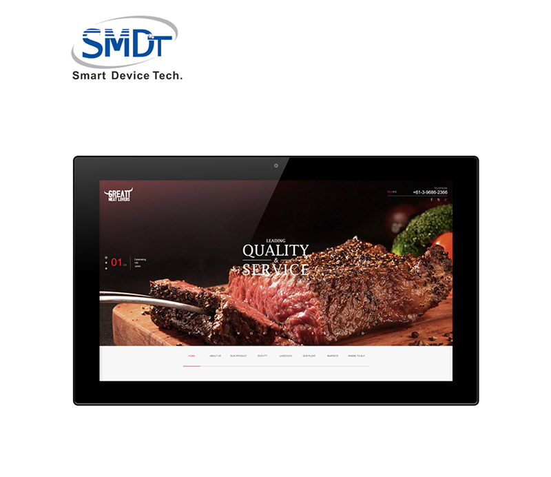 24 Inch Touch Screen Pc